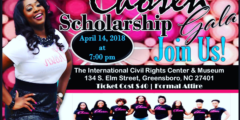 """Chosen to Win"" Scholarship Gala"