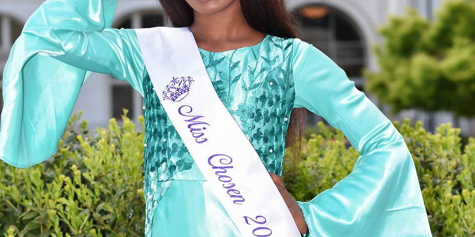 The Crown Scholarship Pageant
