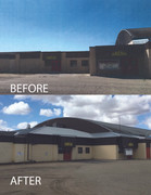 Roof Replacement - Strasbourg Rec Centre