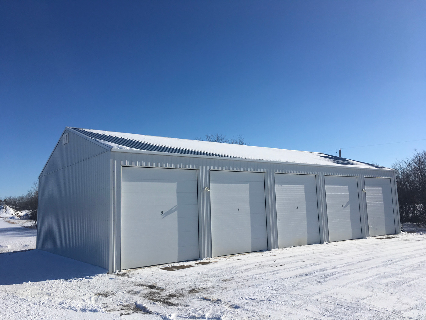 Storage Building - Bulyea