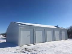 Storage Building - Bulyea
