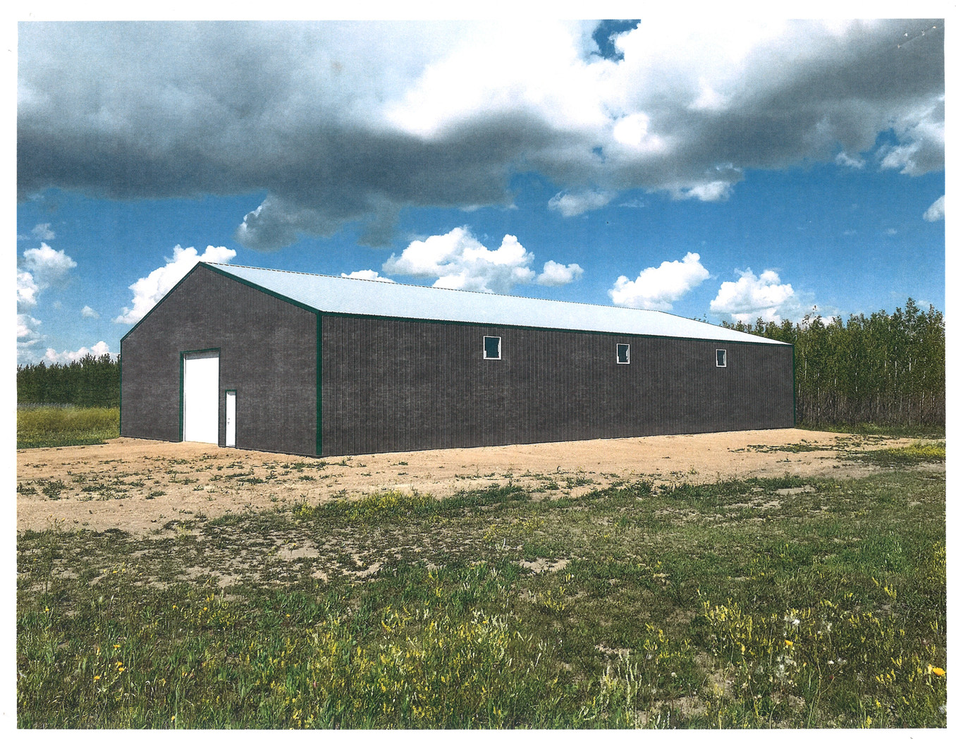 Commercial Shed - Craik