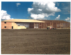 Commercial Shop Framing - Regina