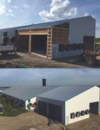 Dairy Barn Expansion - Bulyea Area