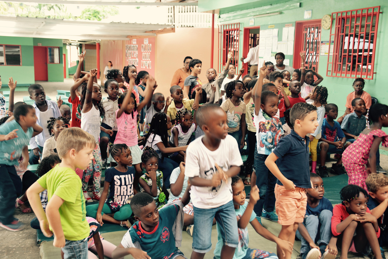 Institut Français Gabon Avril 2016