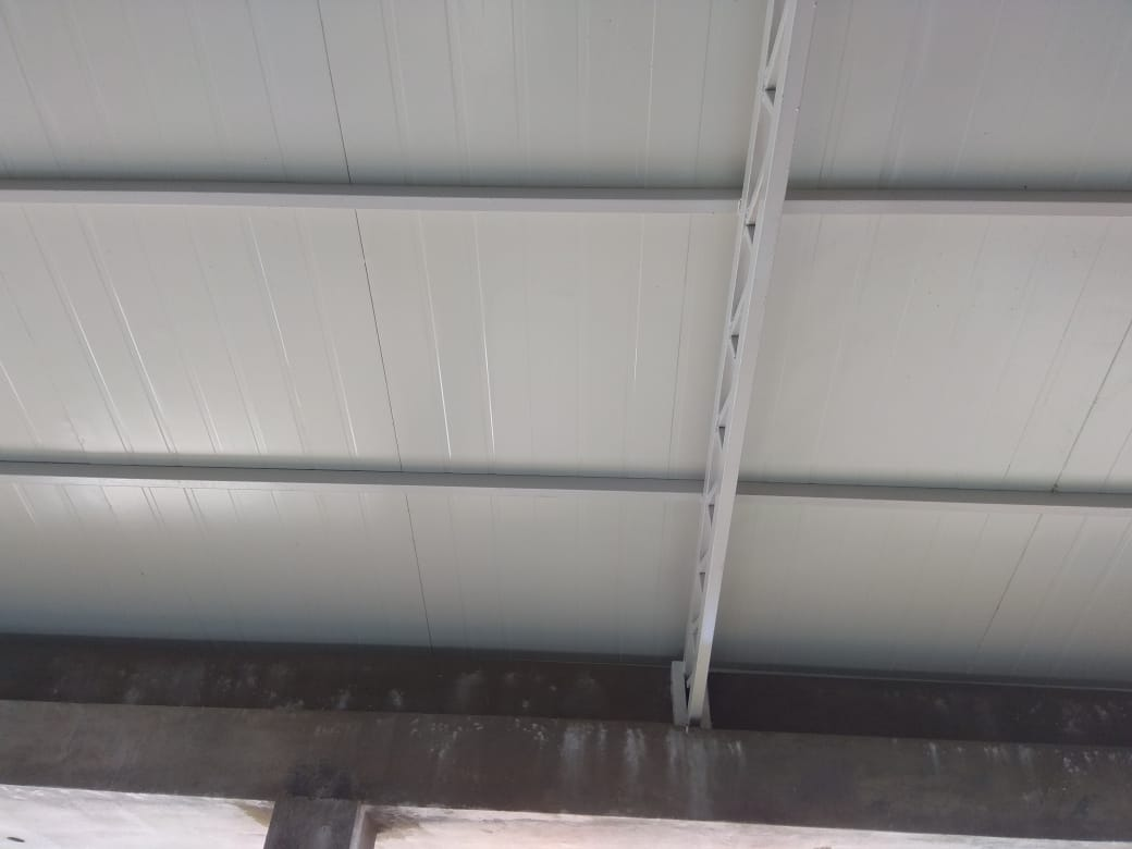 30mm PUF Roof Panels