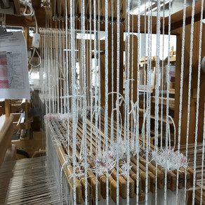 Snowy Day Weaving and Knitting Workshops