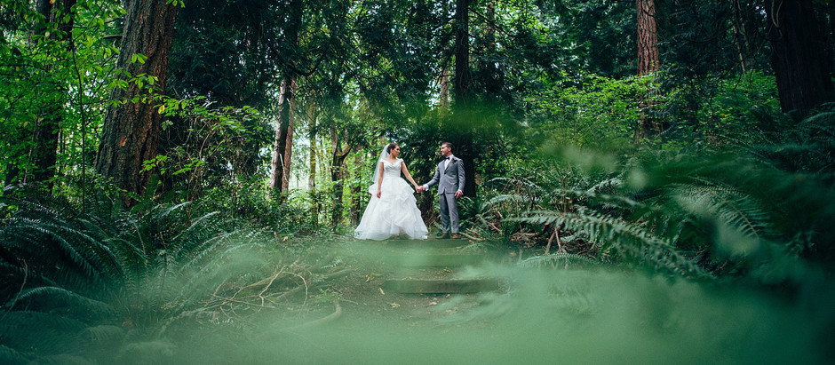 Emilie + Greg 9.14.19 @ Hall at Fauntleroy