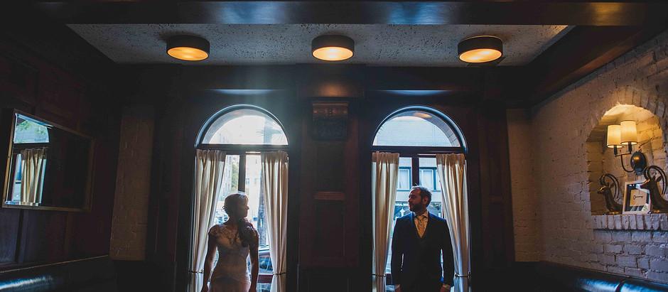 Amy & Nate @ Hotel Sorrento 9.23.21