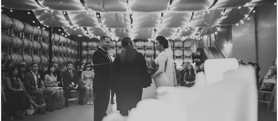 Jenny & Josè 5.27.18 @ Columbia Winery