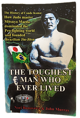 The Toughest Man Who Ever Lived Book available in ebook or limted edition Paperback version
