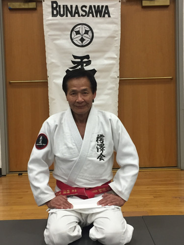 Sensei Bunasawa 9th dan Grand Master