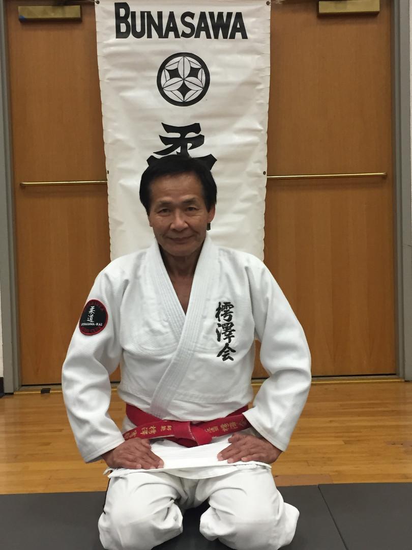 Sensei Bunasawa 9th dan Grand Master