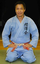 Nori Bunasawa 9th dan Grandmaster in Judo founder of Jukkendo (Maeda style Jiu-Jitsu)