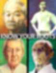 Kano taught Maeda, Maeda taught Helio and Carlos Gracie and that isthe orgins of Brazililan Jiu-Jitsu (BJJ)