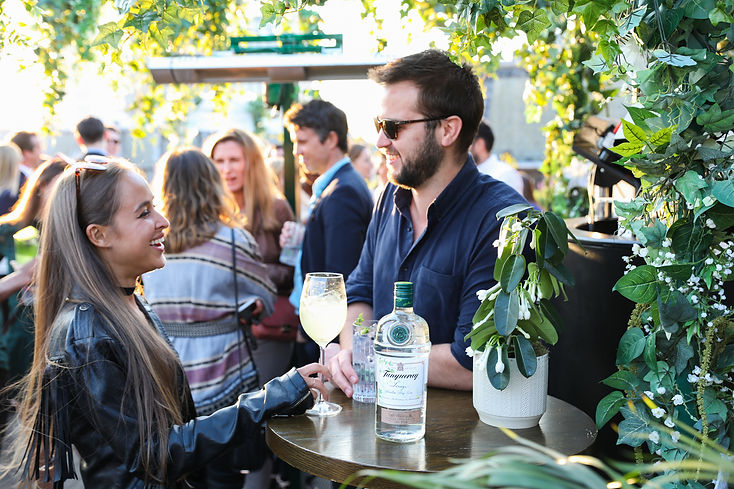 Tanqueray Terrace takeover London
