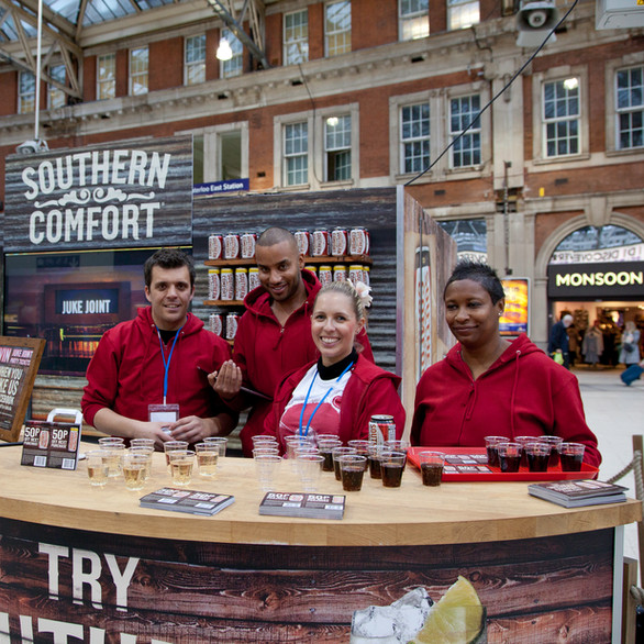 Southern Comfort Experiential