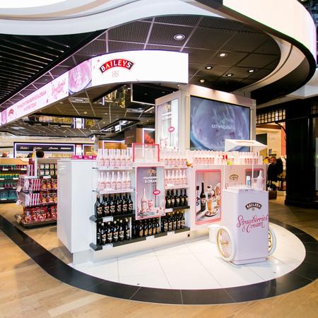 Baileys Strawberries & Cream Travel Retail