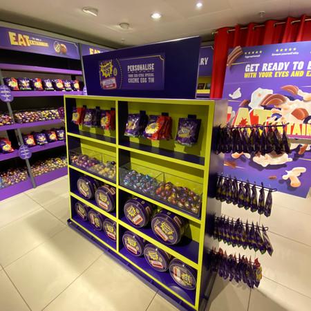 Cadburys Creme Egg & John Lewis