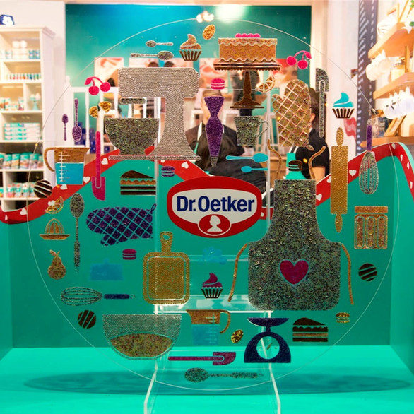 Dr. Oetker Baking Boutique