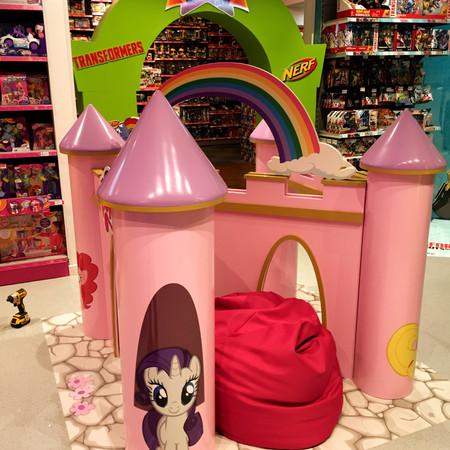 Hasbro Retail Displays