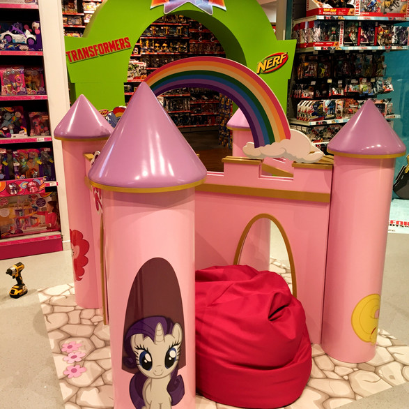 Hasbro Retail Displays
