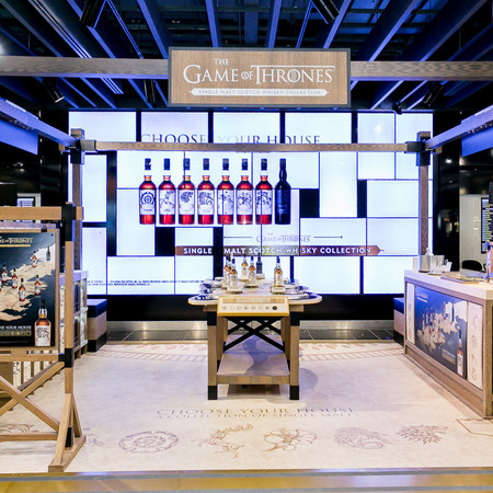 Game of Thrones Travel Retail