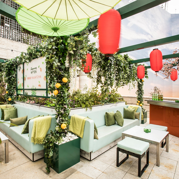 Tanqueray Terrace Bar
