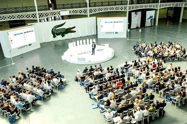 Lacoste Internal Product Launch London