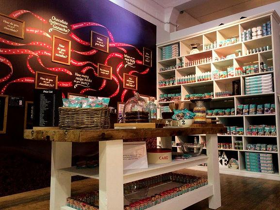 Dr Oetker Baking Boutique pop uo Shop