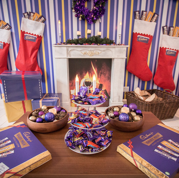 Cadbury Christmas Pop up Shop
