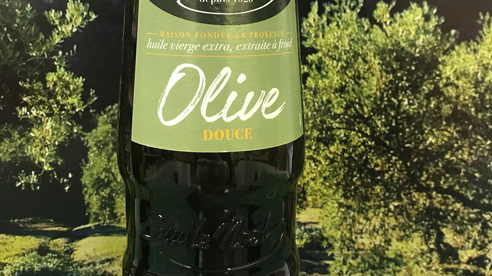 Huile Olive Douce Emile Noël