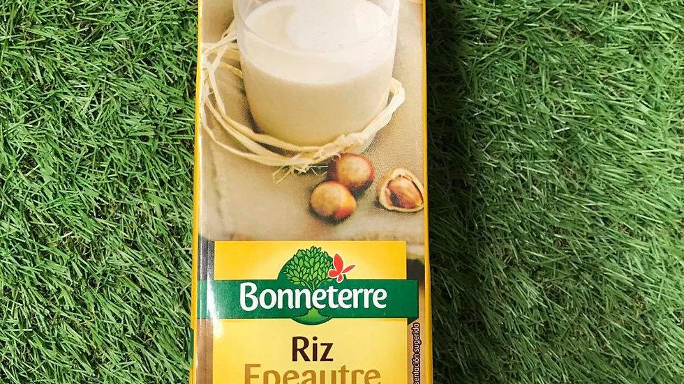 Boisson Végétale Riz Epeautre Noisette 1L