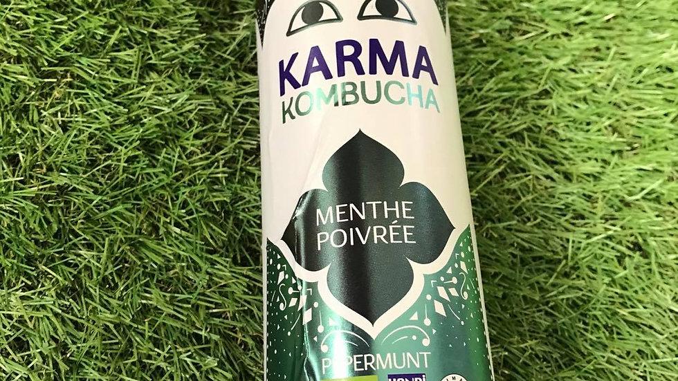 Kombucha Menthe Poivrée 75cl