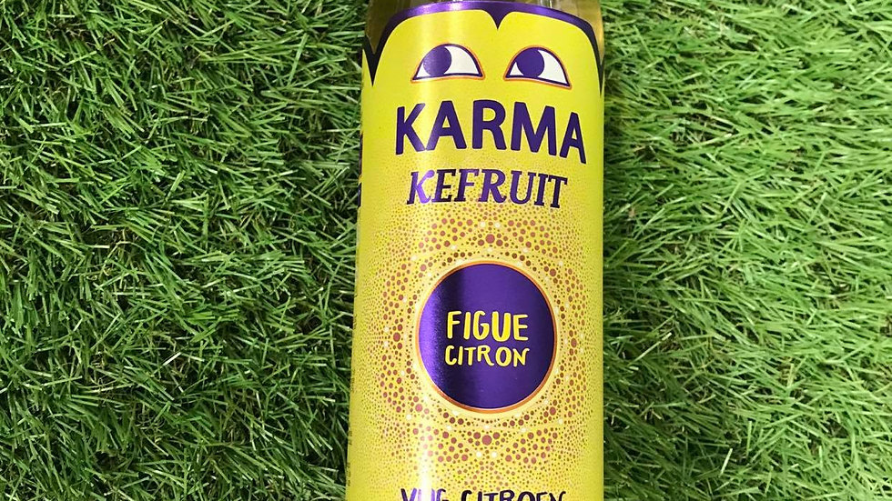 Kéfir de Figue Citron 75cl