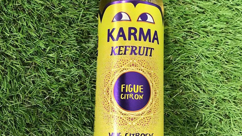 Kéfir de Figue Citron 75cl