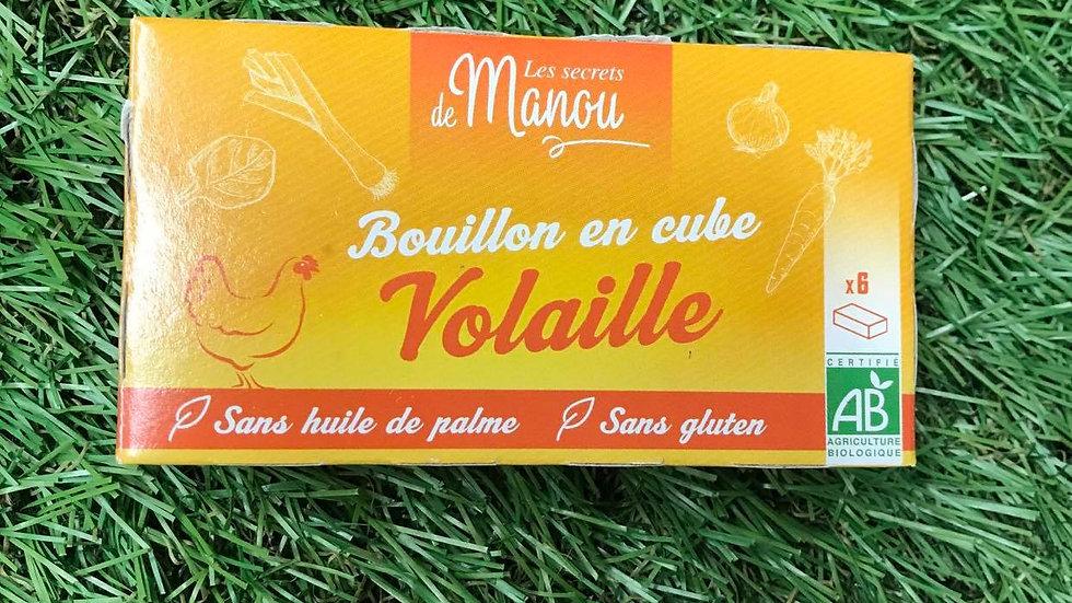 Bouillon Cube Volaille 66gr