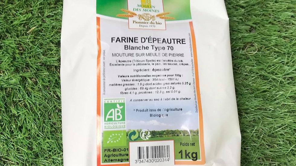 Farine d'Épeautre T70 1kg