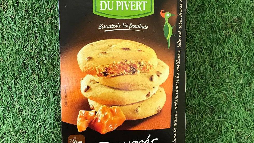 Cookies fourrés Caramel