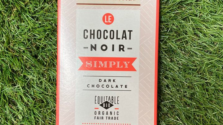 Chocolat Noir Simply Dark 61% 80gr