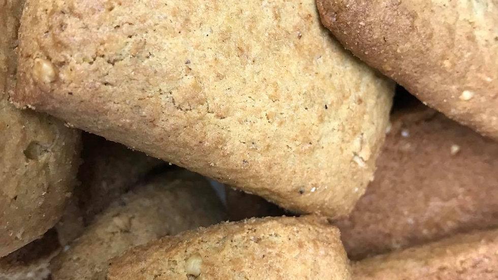 Biscuits Petit Epeautre Miel Vrac