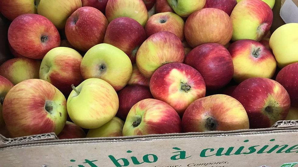 PROMOTION : Colis de 5kg de Pommes cripps pink