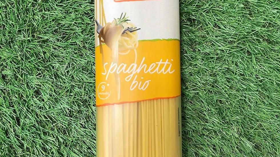 Pâtes Spaghetti Blanches 500gr