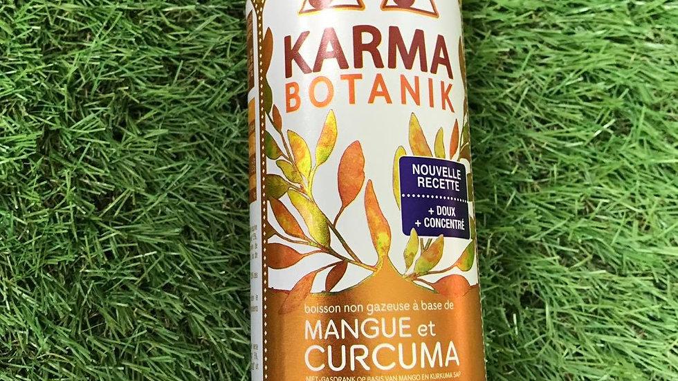 Kombucha Mangue - Curcuma 75cl