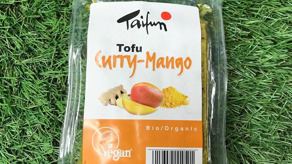 Tofou Curry Mangue