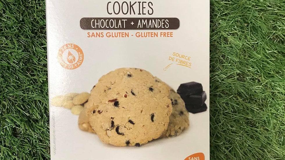 Cookies Chocolat Amandes Sans Gluten