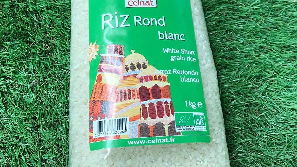 Riz Rond Blanc 1kg