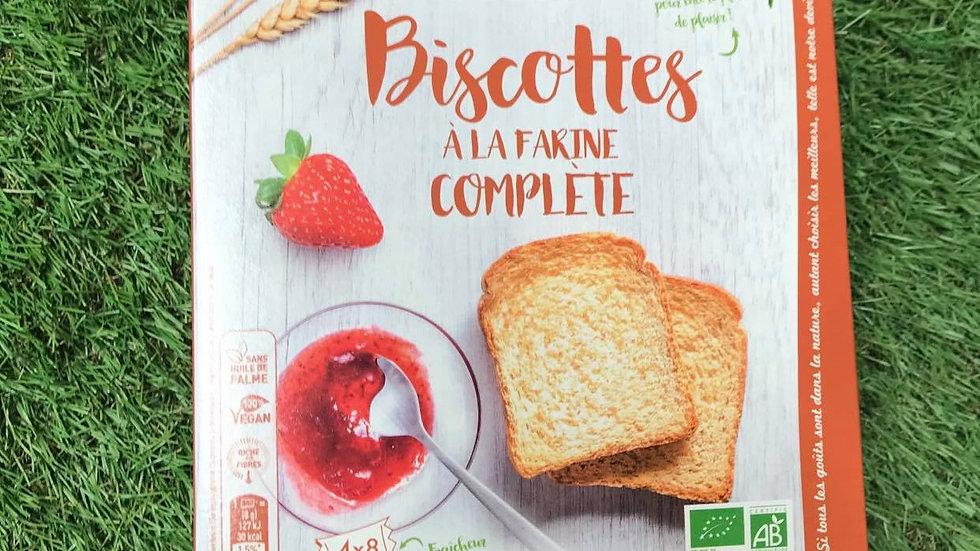 Biscottes Complètes 270gr