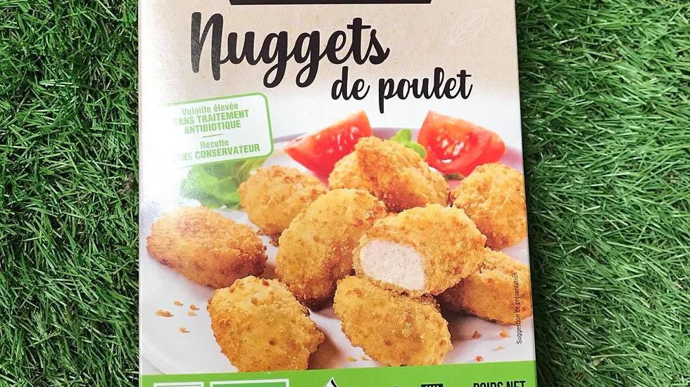 Nuggets de Poulet 200gr