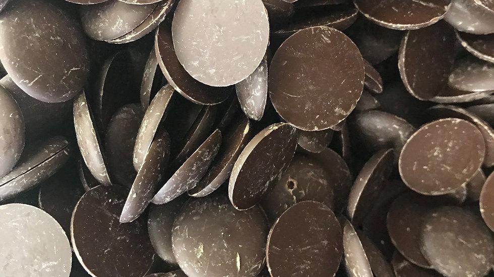 Palets de Chocolat Noir Vrac